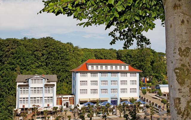 Hotel Xenia im Ostseebad Sellin