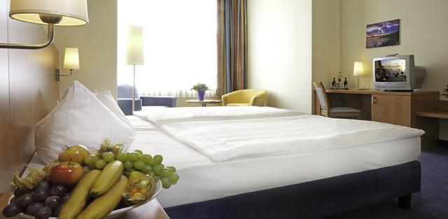 Doppelzimmer im Hotel Xenia auf Rügen
