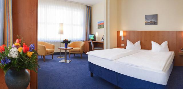 Zimmer im Hotel Xenia im Ostseebad Sellin