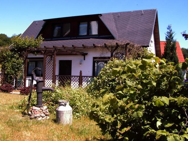 Ferienhaus in Sellin auf der Insel Rügen
