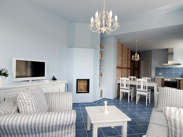Ferienwohnungen Sellin - Villa To Hus - Wohnraum