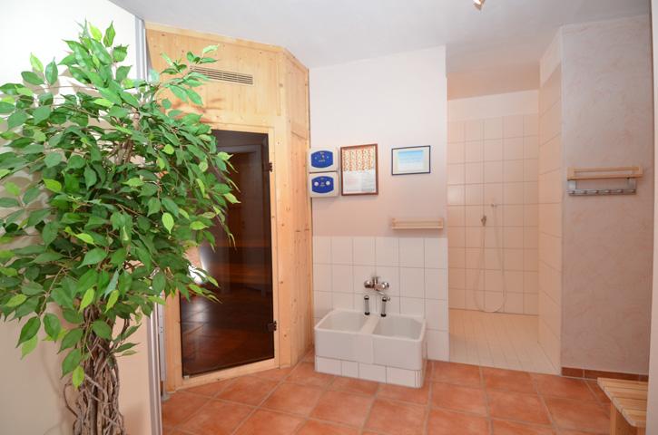Sauna in Sellin auf Rügen - Villa Seerose