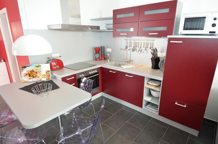 Ferienwohnungen Rügen Sellin - Villa To Hus - Küche