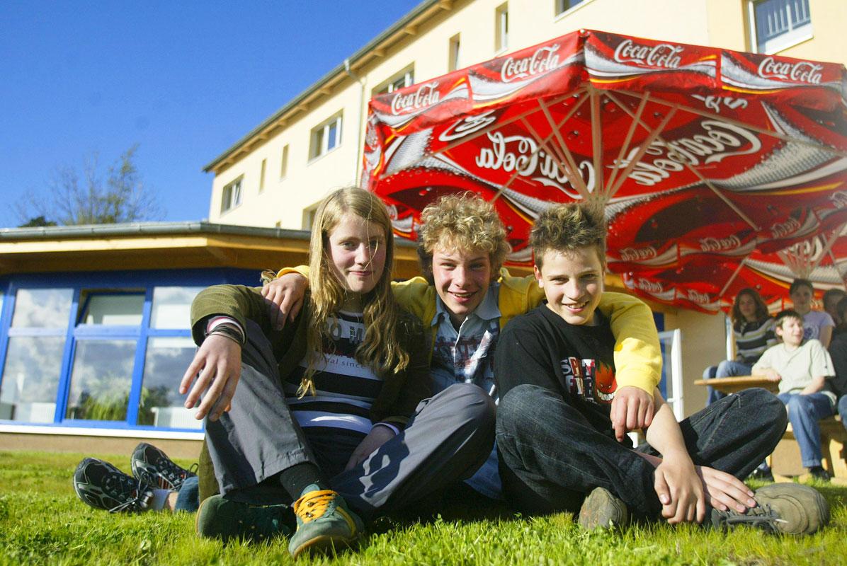 Jugendherberge Sellin auf der Insel Rügen